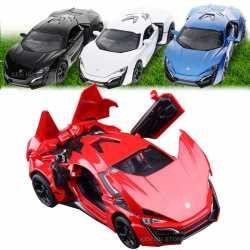 Modèle Lykan Voiture 1 Pull Pour Garçons 32 Back Furious Hypersport Jouet Miniatures Cadeaux Jouets Mini Enfants Fastamp; Métal 7 Voitures rxQdhCBtos