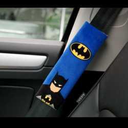 724a6ea81c4e 1 Paire de Bande Dessinée Voiture Sefety Seat Cover Ceinture Batman  Superman Auto Ceinture de Sécurité Épaule Protection Rembourrage Hiver En  Peluche ...
