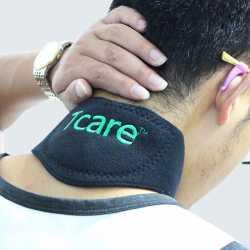 1 Pcs Infot Tourmaline Thérapie Magnétique Neck Brace Tourmaline Ceinture  de Soutien Protection de Vertèbre Cervicale Spontanée Auto Chauffage 6dc35f24f0c