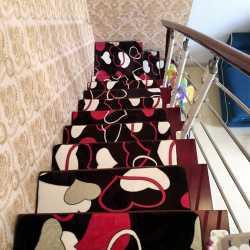 Tapis D Escalier Antidérapant prix 13 pcs marches d'escalier rectangle antidérapant tapis d
