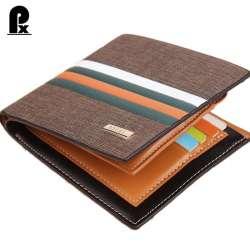 nouveaux styles a7e28 c6e73 2017 nouveau designer en cuir portefeuille hommes portefeuilles marque de  luxe embrayage portefeuille en cuir homme bourse de portefeuille clip de ...