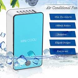 prix 2017 nouveau mini portable de poche table climatiseur refroidisseur de refroidissement usb. Black Bedroom Furniture Sets. Home Design Ideas