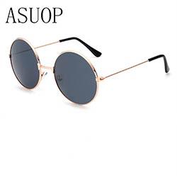 2017 nouveaux hommes et femmes enfants lunettes de soleil ronde oeil de  chat rétro lunettes de mode classique marque design lunettes de soleil  UV400 ... 4c908d791dda