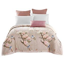 arnigu amricain style 100 coton couvre lit enfants jettent couverture unique double lit dt mince couette double reine taille couette - Couverture Lit