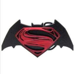 76a2d7b6030 Batman superman ceinture boucle MARVEL The Avengers rouge noir De Mode Mens  Texas Western Turbo Nos Tunning approprié pour 4 cm ceinture