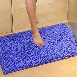 Chenille tapis pour salon décoratif tapis et tapis salle de bain tapis de  bain absorbant l\'eau tapis cuisine tapis chambre paillasson