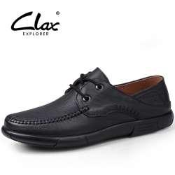 Classique d'automne Chaussures en cuir Noir gn70HZg