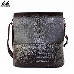 Motif En En Relief De De Voyage Haute Homme Mode Design Bag Hommes luxe Épaule Cuir Alligator De Rabat Sacs Messenger D'affaires Qualité À TpqxTng5Iw