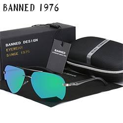 En aluminium de magnésium HD polarisées aviation lunettes de Soleil femmes hommes  conduite Lunettes de soleil vintage oculos de sol avec la marque d origine  ... a99faac42873