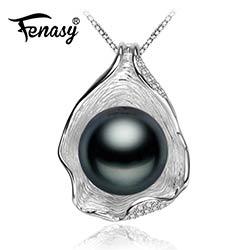 Prix Fenasy Perle Bijoux Veritable Naturel Perle Collier Perle D