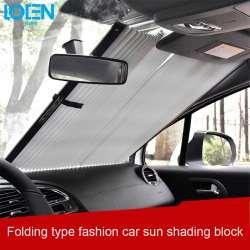 Pare-soleil pliable pour pare-brise de voiture