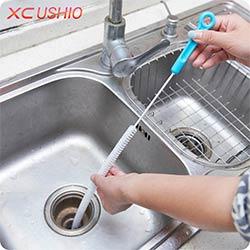 Flexible 70 Cm Cuisine Nettoyage Des Egouts Brosse Souple Et Salle De Bains Evier Baignoire Toilettes Drague Pipeline Outils Cleaner