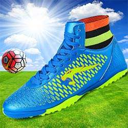 more photos 3b71a 8af29 Football Crampons Haute Cheville Superfly 2017 Nouveau Enfants En Plein Air  Formation Sport Chaussures Top Qualité Pas Cher Chine Sneakers