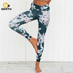 f087ea1c72329 GERTU 2017 Nouveau Printemps 3D imprimé sporting femmes leggings sexy dame  de remise en forme legging loisirs femmes gymming leggings