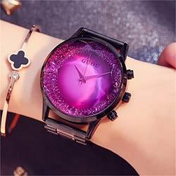 montre grand bracelet femme