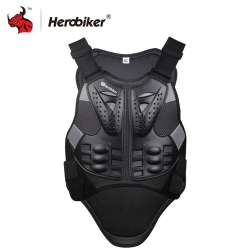 D'équitation Armure Motocross Herobiker Moto Prix Noir Racing Veste 8YtnBW