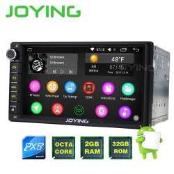 Prix JOYING Android Voiture Radio Stéréo Accessoires GPS