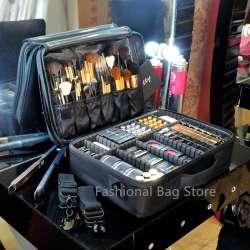 Prix Maquillage Sac Organisateur De Maquillage Professionnel Artiste Boite Plus Grande Sacs Mignon Coree Valise Maquillage Valise De Mode Cosmetique Sac Cas Site Chinois Moins Cher