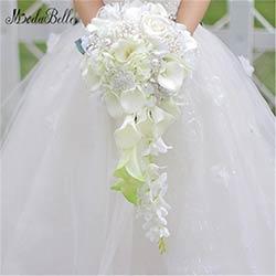 prix modabelle blanc cascade de mariage fleurs bouquets de. Black Bedroom Furniture Sets. Home Design Ideas