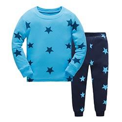 0c7c6ea831138 Nouveau Enfants pyjamas ensembles motif de dinosaure pyjamas enfants pijama  infantil vêtements de nuit accueil vêtements de bande dessinée coton Bébé  ...