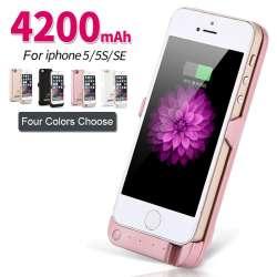 prix nouveau portable 4200 mah power bank cas t l phone batterie externe cas de chargeur de. Black Bedroom Furniture Sets. Home Design Ideas
