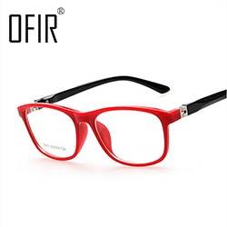9a6bcd0c82290 OFIR Garçons Filles Miroir Plan Lecture Lunettes Cadres Enfants Optique  Monture de lunettes lunettes de vue enfant 8811
