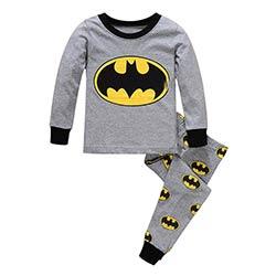 e18a51f650149 Pyjamas enfants pour filles garçons Enfants pantalon de vêtements de nuit  bébé sous-vêtements enfants ensembles manches longues de bande dessinée  vêtements ...