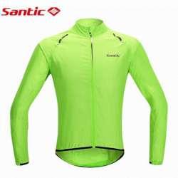 Femmes Cyclisme Jersey Santic Anti Manteau Pluie Prix Hommes Shrink EwtHZ