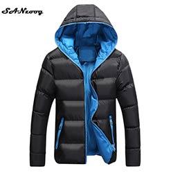 Manteaux les plus chauds homme