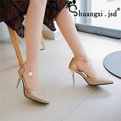 34 Chaussures Femme Talons Bouche Cm Mode À Hauts Peu Profonde Haute Normale 40 Chaussure 2017 Sexy 9 Nouveau Taille Été Femmes wOPNymn80v