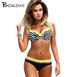 285afca1cd Sexy Femmes Push Up bikini 2017 Deux-Pièces Ensemble Bikini Femmes Bikinis  top Brésilien biquini Maillot de Bain Femme Maillots de Bain maillots de  bain
