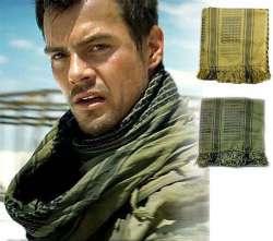 Shemagh Armée Militaire foulard à carreaux Keffieh Scarve Palestine Désert  coton Musulman Hijab Épaissir Islamique Wrap bandana sq303 bce82f4b397
