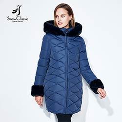 Manteau chaud qualite