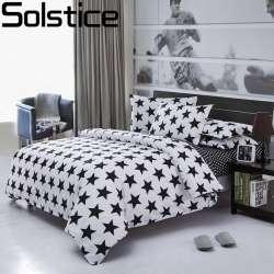 Prix Solstice Textile De Maison Classique Noir Et Blanc De Mode Raye