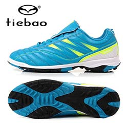 innovative design 36012 3fb34 Tiebao professionnel chaussures de soccer chaussures de football en plein  air tf turf football bottes formation sneakers pour enfants enfants  adolescents
