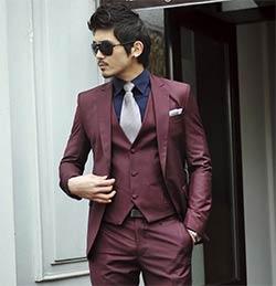(Veste + Pantalon + Cravate) de luxe Hommes De Mariage Costume Masculin  Blazers Slim Fit Costumes Pour Hommes Costume D affaires Formelle Parti  Bleu ... 704672818d6