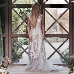 Achat robe de mariee vintage
