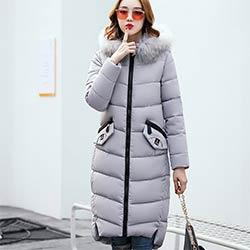 Manteau femme chaud marque