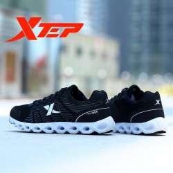 Mesh Hommes Pour Respirant Chaussures Léger Marque 983119119066 Professionnel Course Air Sport Sneakers De Xtep wOiukTlZPX