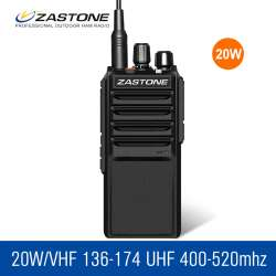 Prix Zastone Talkie Walkie Km ZTL W De Poche Longue - Talkie walkie longue portée