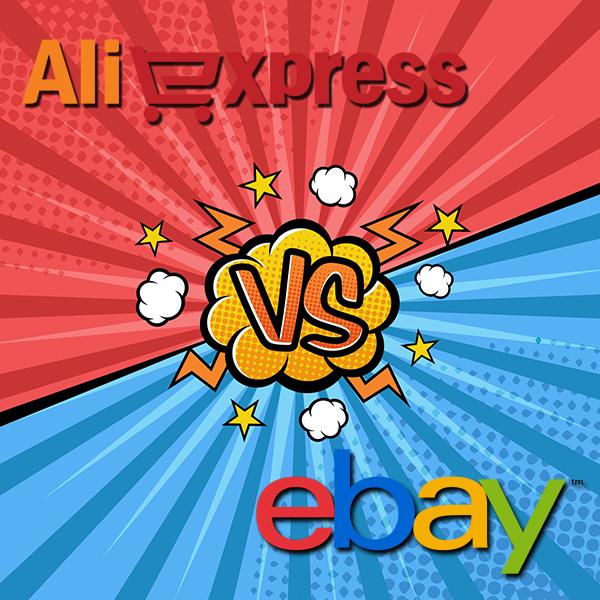 Aliexpress Ou Ebay ? Lequel Choisir ?