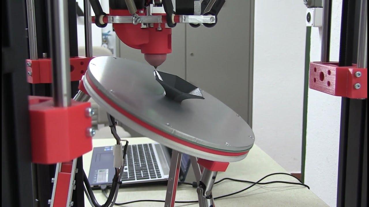 imprimante 3d gravitationnelle pour les objets complexes zvoon. Black Bedroom Furniture Sets. Home Design Ideas