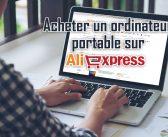 Acheter son ordinateur portable sur AliExpress