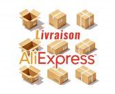 Le statut de livraisonsur AliExpress