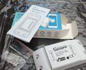 Test et installation d'un SonOff Basic – interrupteur connecté à 7€