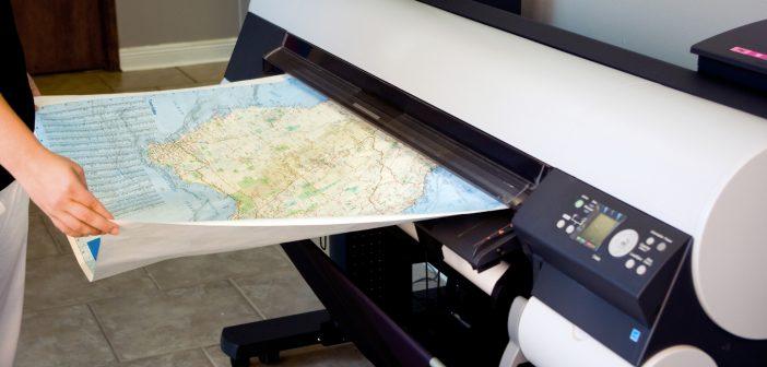 Qu'est-ce qu'un traceur ? Comment choisir une imprimante grand format ?
